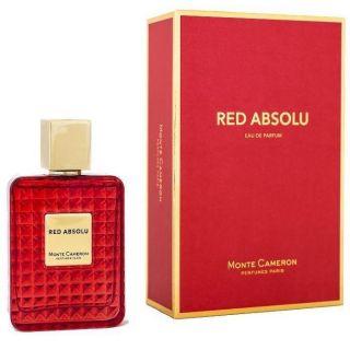 Monte Cameron Red Absolu EDP 100ml Unisex Perfume