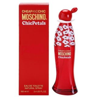 Moschino Cheap And Chip Chic Petals EDT 100ml Perfume For Women