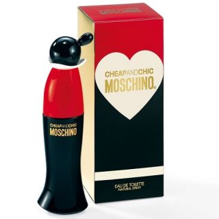 Moschino Cheap And Chip EDT 100ml Perfume For Women