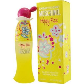 Moschino Cheap And Chip Hippy Fizz EDT 100ml Perfume For Women