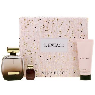 Nina Ricci L'Extase EDP 80ml 3-Piece Gift Set For Women