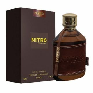 Dumont Nitro Pour Homme EDT 100ml Perfume For Men
