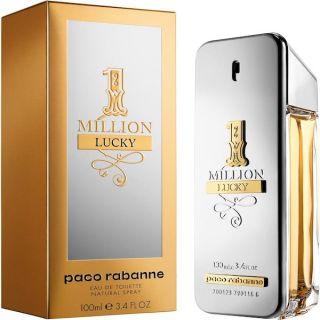 Paco Rabanne 1 Million Lucky EDT 100ml Perfume For Men.jpg