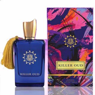 Paris Corner Killer Oud EDP 100ml Perfume For Men