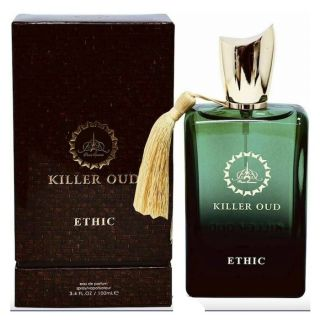 Paris Corner Killer Oud Ethic EDP 100ml For Men