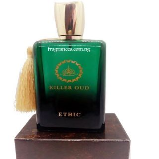 Paris Corner Killer Oud Ethic EDP 100ml Perfume For Men