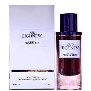 Paris Corner Oud Highness Privezarah EDP 80ml Perfume
