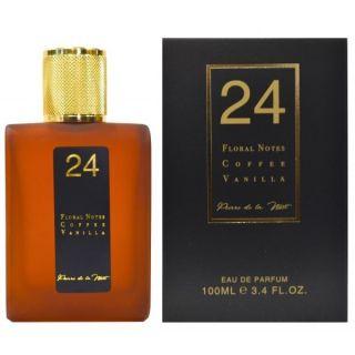 Pierre De La Nuit 24 Floral Notes Vanilla EDP 100ml Unisex Perfume