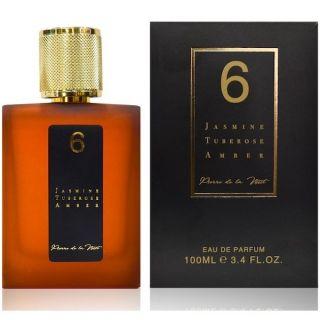 Pierre De La Nuit 6 Jasmine Tuberose Amber EDP 100ml Unisex Perfume