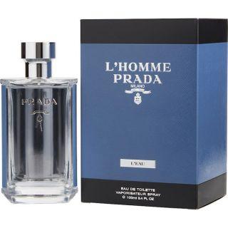 Prada L'Homme L'Eau EDT 100ml Perfume For Men