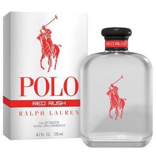 Ralph Lauren Polo Red Rush EDT 125ml Perfume For Men
