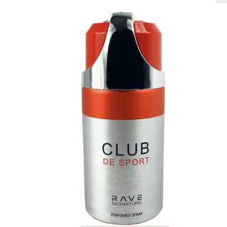 Rave Club The Sport Signature 250ml Deodorant Spray