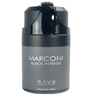 Rave Marconi Black Intense 250ml Deodorant Spray