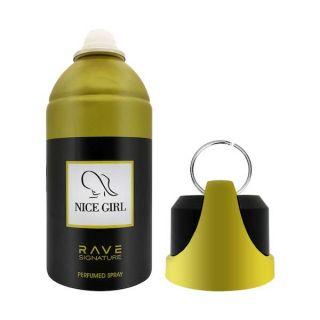 Rave Signature Nice Girl 250ml Deodorant Spray