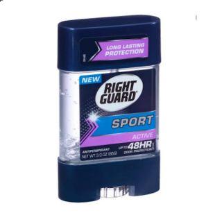 Right Guard Sport Antiperspirant & Deodorant Gel Active