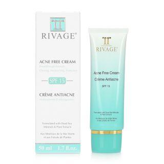 Rivage Acne Free Cream SPF15  50ml