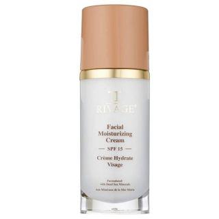 Rivage Facial Moisturizing Cream SPF 15 120ml