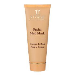 Rivage Facial Mud Mask Tube 100ml