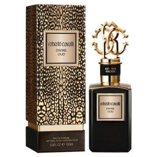Roberto Cavalli Divine Oud EDP 100ml Perfume