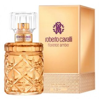 Roberto Cavalli Florence Amber EDP 75ml For Women