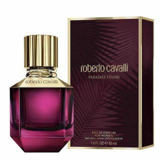 Roberto Cavalli Paradise Found EDP 50ml For Women