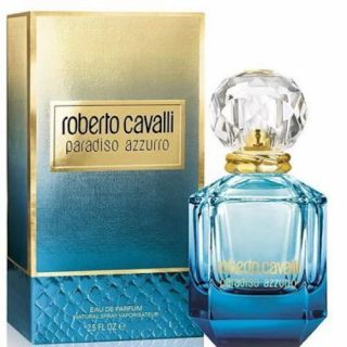 Roberto Cavalli Paradiso Azzurro EDP 75ml Perfume For Women