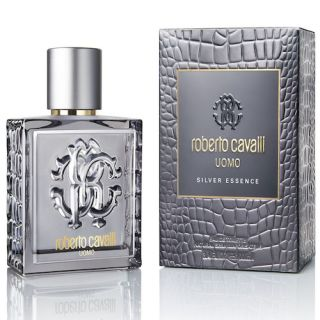 Roberto Cavalli Uomo Silver Essence EDT 100ml Perfume For Men