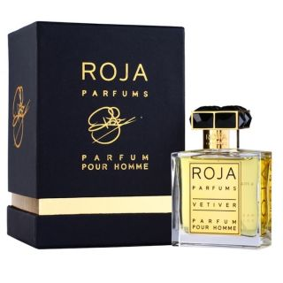 Roja Dove Parfum Pour Homme Vetiver EDP 50ml For Men
