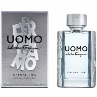 Salvatore Ferragamo Casual Life EDT 100ml Perfume For Men
