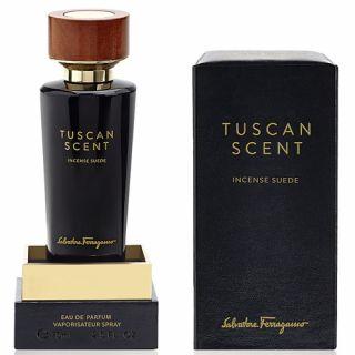 Salvatore Ferragamo Tuscan Scent Incense Suede EDP 75ml Perfume