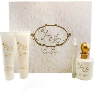Jessica Simpson Fancy Love 4-Piece Gift Set For Women