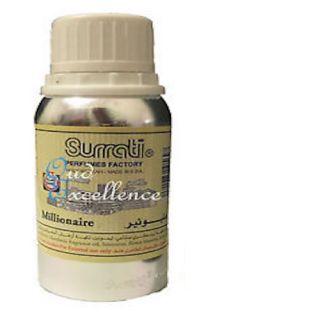 Surrati Black Oud 18ml Oil Perfume