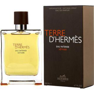 Terre D'Hermes Eau Intense Vetiver  EDP  100ml  Perfume For Men