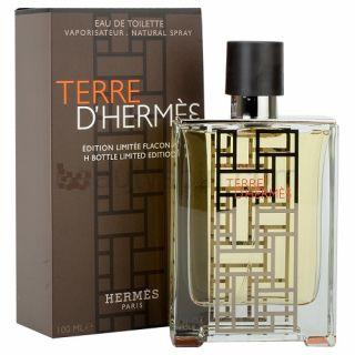 Terre D'Hermes H Bottle Limited Edition EDT 100ml Perfume For Men