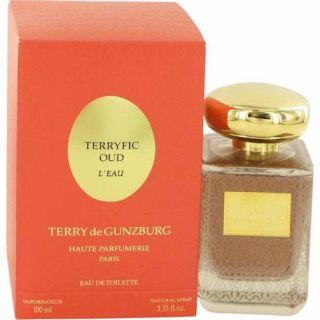 Terry De Gunzburg Terryfic Oud L'eau EDT 100ml For Men