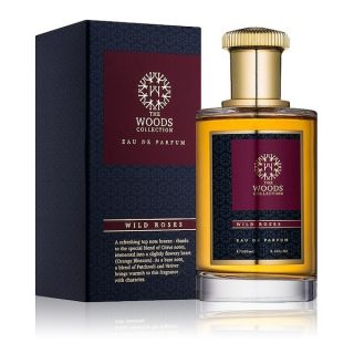 The Woods Collection Wild Rose EDP 100ml Perfume For Women