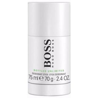 Hugo Boss Bottled Unlimited Deodorant Stick 75g For Men