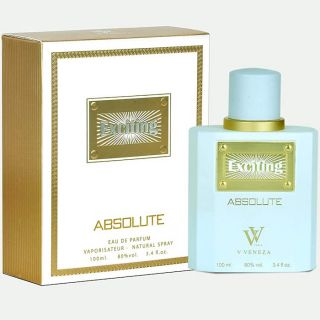 V Veneza Exciting Absolute EDP 100ml For Men