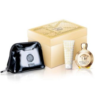 Versace Eros Pour Femme  90ml EDT Gift Set Perfume For Women