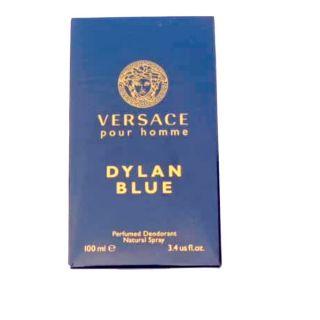 Versace Dylan Blue 100ml Deodorant Spray For Men
