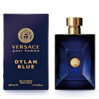Versace Dylan Blue EDT 200ml For Men