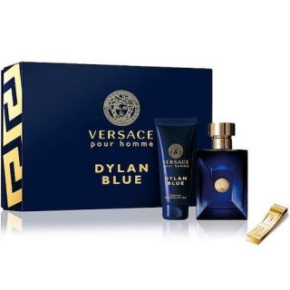 Versace Dylan Blue Pour Homme EDT 100ml Gift Set Perfume