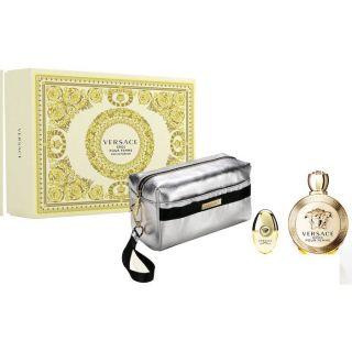 Versace Eros Pour Femme EDP 100ml 3-Piece Gift Set