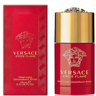 Versace Eros Flame Perfumed 75ml Deodorant Stick For Men
