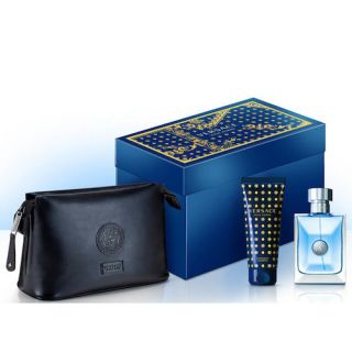 Versace Pour Homme EDT 100ml Gift Set Perfume For Men