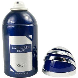 Vurv Prive Explorer Blue 250ml Deodorant Spray