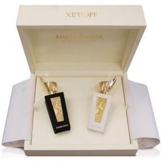 Xerjoff Shooting Stars Amber & Musk EDP 2x50ml Perfume
