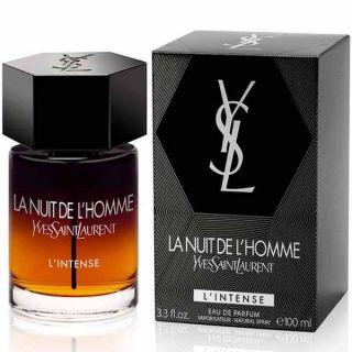 Yves Saint Laurent La Nuit L'Homme EDP Intense 100ml Perfume For Men