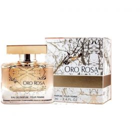 Fragrance World Oro Rosa EDP 100ml For Women
