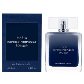 Narciso Rodriguez Bleu Noir EDT Extreme100ml For Men